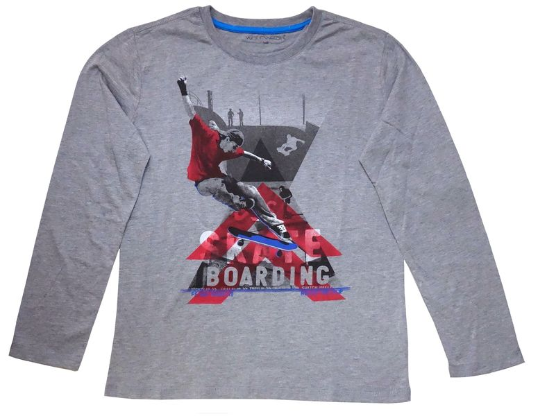 Chlapecké tričko Wolf Skateboard