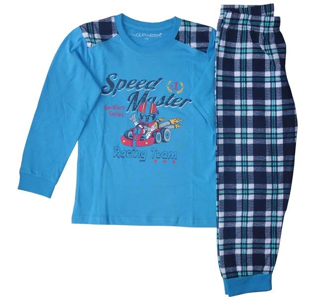 Chlapecké pyžamo Speed Master - 110