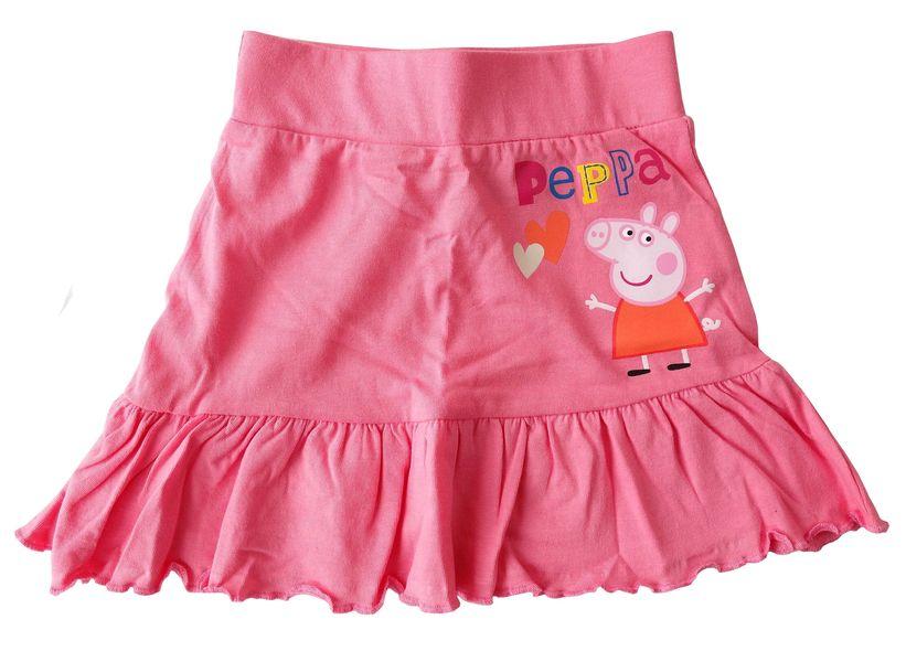 Dětská sukně prasátko Peppa Pig