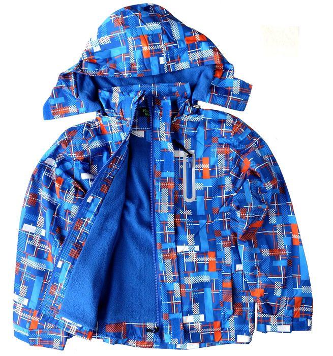 Dětská šusťáková bunda jaro/podzim